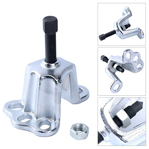 Type Hub Front (8milelake Front Hub Installer Puller Tool Universal FWD Tools Front Wheel Drive Cars)