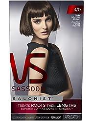 Vidal Sassoon Salonist Hair Colour Permanent Color Kit...