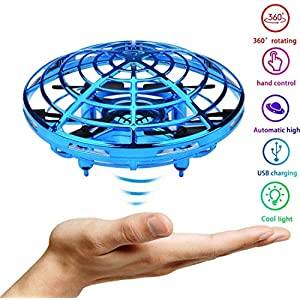 vGRASSP Mini Flying Drone Helicopter...