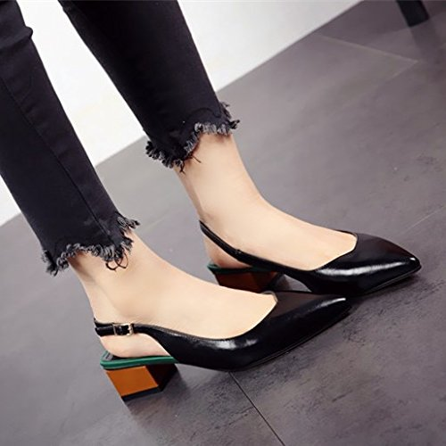 élégant FLYRCX et heels confortable High a confortable compact Printemps Été sexy chaussure sexy unique confortable twZrwa