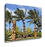 Ashley Canvas, Polynesian Cultural Center In Oahu Hawaii, Home Decoration Office, Ready to Hang, 20x25, AG6403843