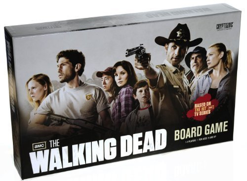 The Walking Dead Board Game   Based Of Amc Tv Show By Cryptozoic Entertainment
