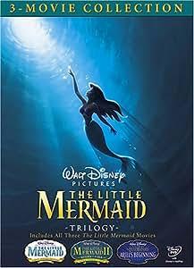 The Little Mermaid Trilogy (The Little Mermaid/The Little Mermaid II: Return to the Sea/The Little Mermaid: Ariel's Beginning)