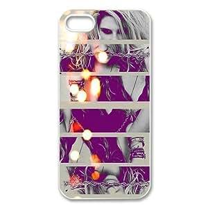 Singer Kesha Ke$ha Hard Skin for For SamSung Galaxy S3 Phone Case Cover - 1 Pack - Black/White - 1- Perfect Gift for Christmas