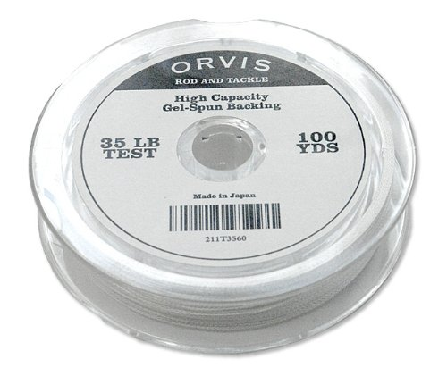 Orvis Gel-spun Backing / Only 50-lb., 800 Yds.