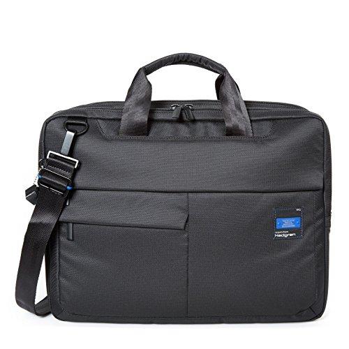 Hedgren Blue Label Laptoptasche Tax 3ways Business Bag 15 003 black ysGmVmnU2