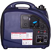 1000/2000 Watt Digital Inverter Generator (Ultra Lightweight and Quiet) (1000 Watt)