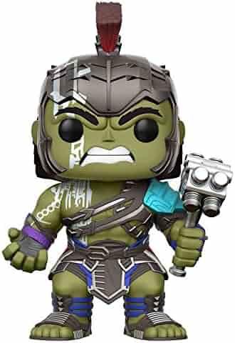 Funko Pop! Marvel: Thor Ragnarok - Hulk Helmeted Gladiator