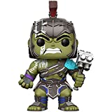 Funko Pop! Marvel: Thor Ragnarok - Hulk Helmeted Gladiator
