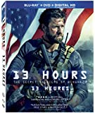13 Hours: The Secret Soldiers of Benghazi [Blu-ray + DVD + Digital HD] (Bilingual)