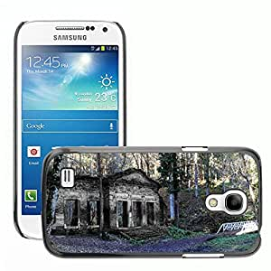 Hot Style Cell Phone PC Hard Case Cover // M00170339 Panorama Forest Landscape Nature // Samsung Galaxy S4 Mini i9190