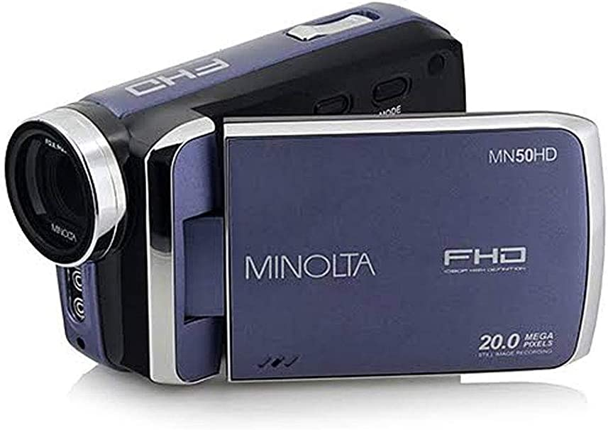 Minolta MN50HD-BL product image 2
