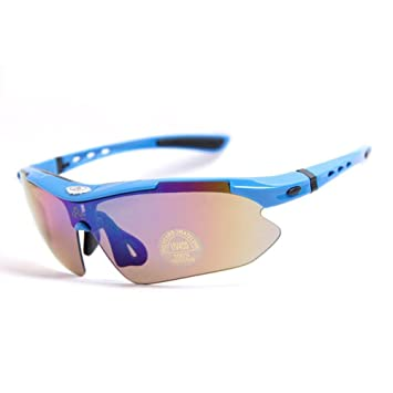 Gafas de sol polarizadas al aire libre montando en bici invierno mar sunglasses-polarized polarizadas
