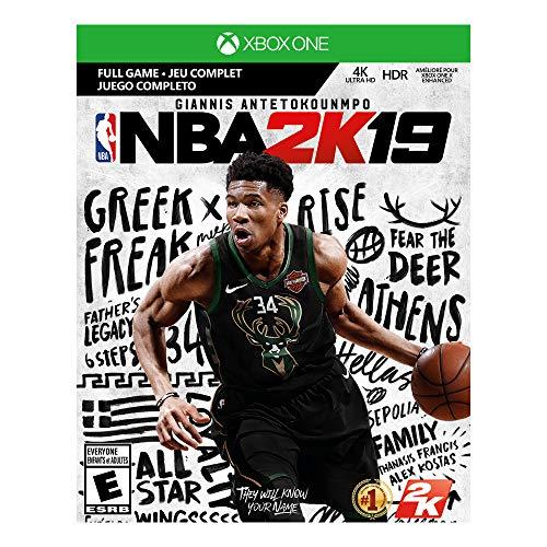 51D9nfo OLL - Xbox One X 1TB Console - NBA 2K19 Bundle