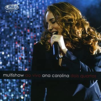 cd ana carolina multishow