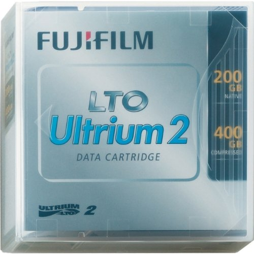 LTO Ultrium 2 200GB/400GB (Discontinued by Manufacturer) by Fujifilm