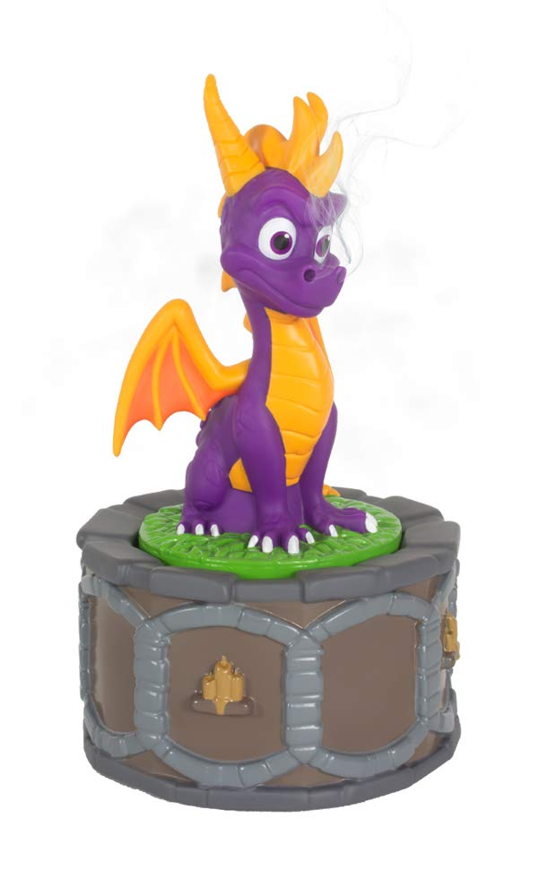Spyro the Dragon Official Incense Burner Figure/Figurine Numskull