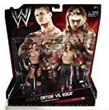 WWE Ultimate Rivals: Edge vs. Randy Orton Figure 2-Pack - Series #10