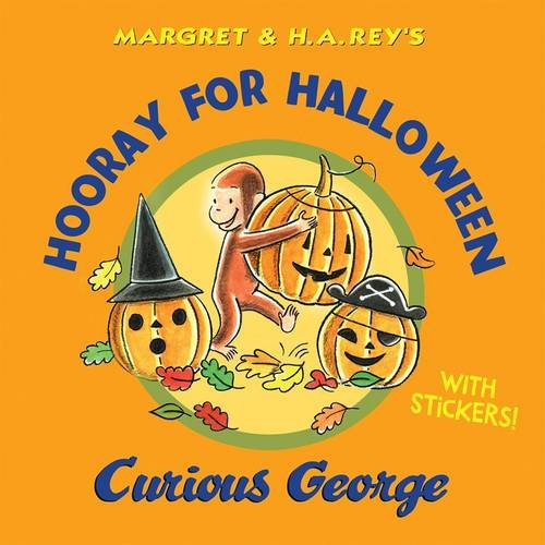 [Hooray for Halloween, Curious George] (Good Story Book Character Costumes)