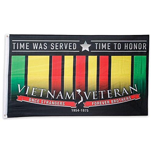 Vietnam Veteran Flag – 3' X 5'
