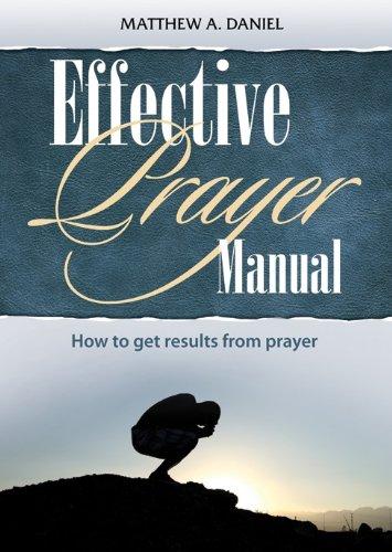 Effective Prayer Manual