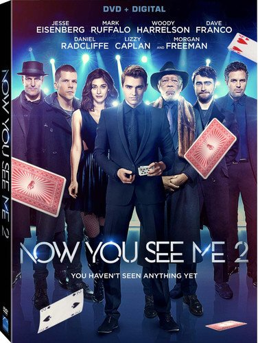 Now You See Me 2  [DVD + ()