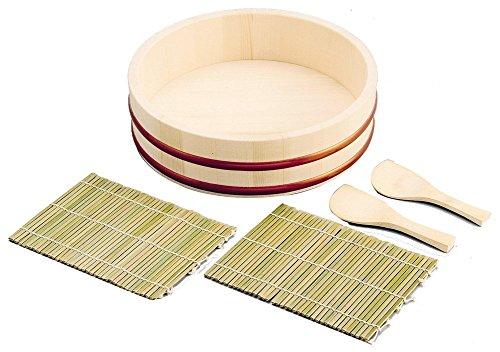 JapanBargain 1919 Rice Paddle Making Set, 10 inch B, ()