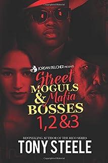 Book Cover: Street Moguls & Mafia Bosses: 1, 2 & 3