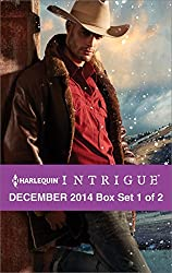 Harlequin Intrigue December 2014 - Box Set 1 of 2: Deliverance at Cardwell Ranch\Cold Case in Cherokee Crossing\Witness Protection