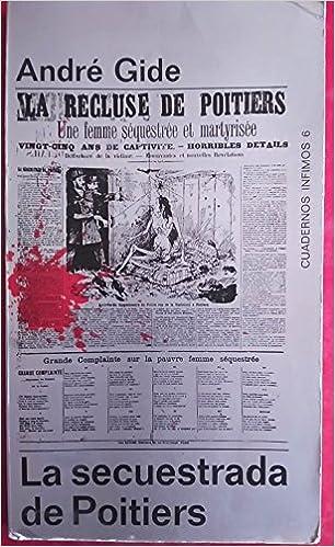 La secuestrada de Poitiers (Cuadernos Infimos): Amazon.es ...