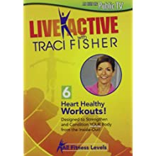 Live Active With Traci Fisher