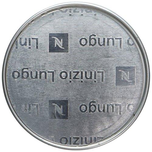 Nespresso OriginalLine: Linizio Lungo, 1 Package (10 Capsules) - 'NOT Compatible with VERTUOLINE machines'