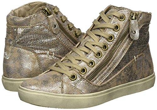 Treasure Zapatillas Para gold beige Lico Dorado Mujer FdU5qqwx