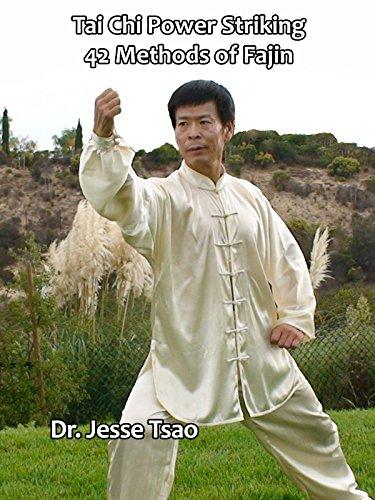 Tai Chi Power Striking 42 Methods of Fajin by