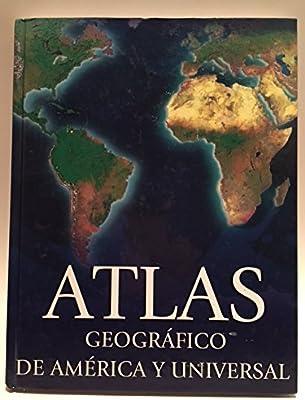 atlas geografico de america y universal: Amazon.es: bookspan: Libros