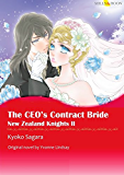 THE CEO'S CONTRACT BRIDE (Mills & Boon comics)