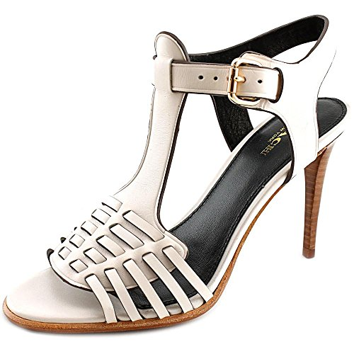 Allen Womans Izzy Hell Sandal Chalk