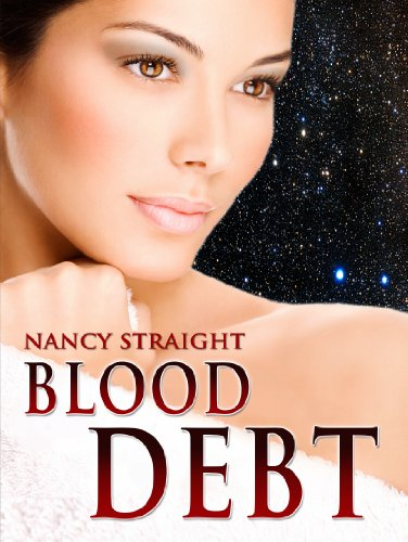 Blood Debt (Touched Series Book 1) by [Straight, Nancy]