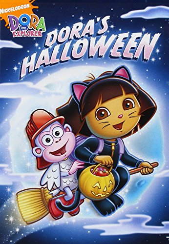 Dora & Diego Celebrate Halloween
