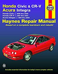 Image of the product Honda Civic & Cr V   that is listed on the catalogue brand of Haynes Manuals.