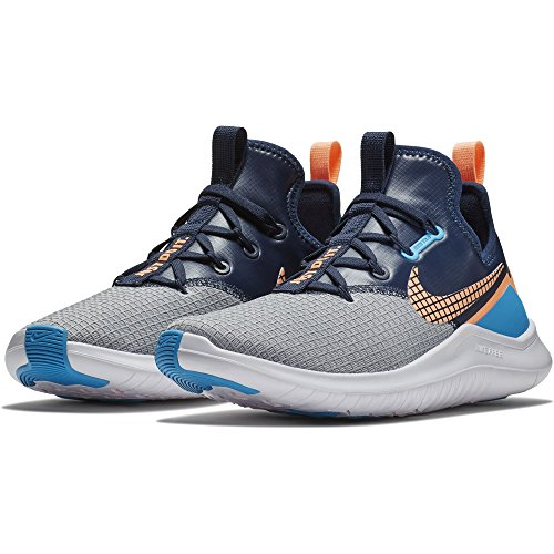 008 Wolf Tr Multicolore Blue De Grey Free Chaussures Pulse Nike XEwqzES4x