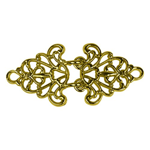 Green Gold Filigree - 2
