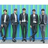 KNK - [AWAKE] 1st Mini Album CD+Photo Book+1p Standing Photo+1p Photo Card K-POP Sealed