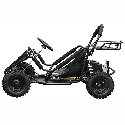 JCMOTO Upgraded Electric Go Karts 4 Four Wheelers For Kids 48v 1800w...