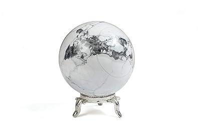 Buy Gem Stone Factory Owlite Stone Sphere Ball, Balancing