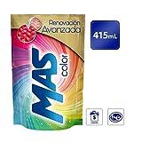 MAS Mas Color Detergente Líquido (415ml), Pack of 1