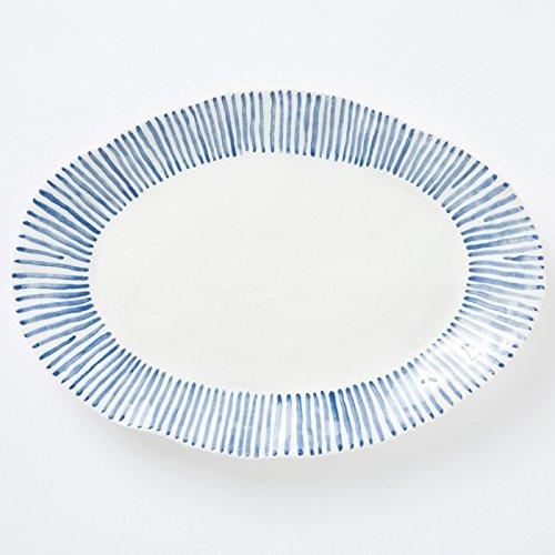 Vietri Modello Oval Platter (Serving Platter Fiesta Oval)