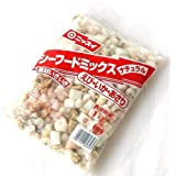 日本水産 ニッスイ シーフードミックス ナチュラル【えび・いか・あさり】800g 要冷凍