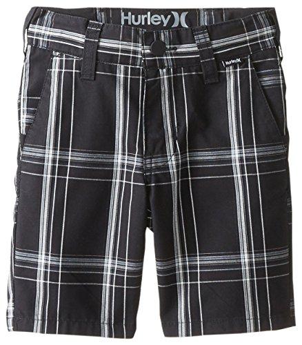 Hurley Black Belt (Hurley Little Boys' Puerto Rico Walk Short, Black,)