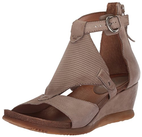 Miz Mooz Women's Maya Sandal, Pebble, 40 M EU (9-9.5 US) by Miz Mooz